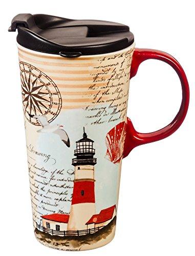 Ceramic Lighthouses - 1