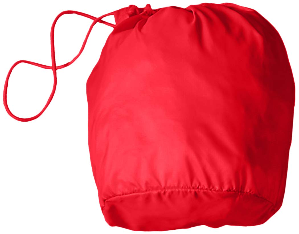 Helly Hansen Jr Barrier Down Insulator Jacket, Goji Berry, Size 12 by Helly Hansen (Image #4)