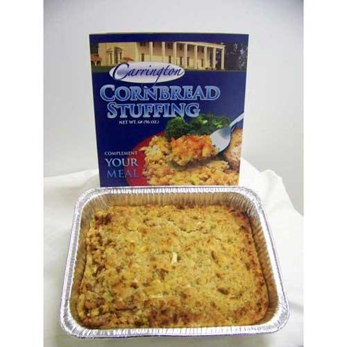 Cornbread Dressing Mix (Carrington Homestyle Cornbread Stuffing, 7 Pound -- 4 per case.)