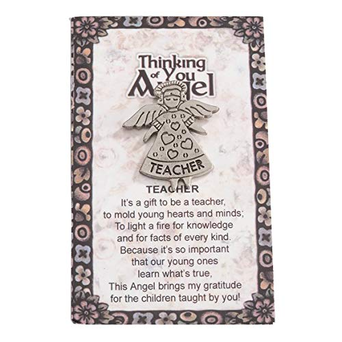 Angel Pins Heavenly - Fox Valley Traders Thinking of You Angel Tac Pin