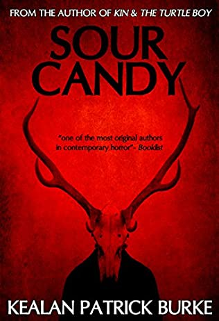 book cover of Sour Candy