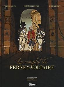 vignette de 'Le complot de Ferney-Voltaire (Pierre Makyo)'