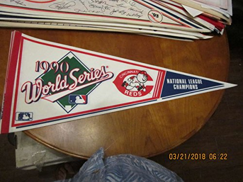World Series pennant NL Champs ()