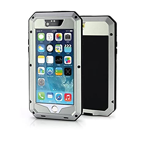 custodia iphone x in ferro