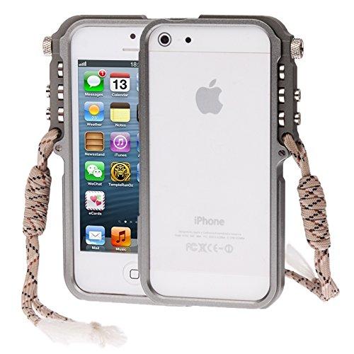 iphone 4 aluminum bumper case - 4