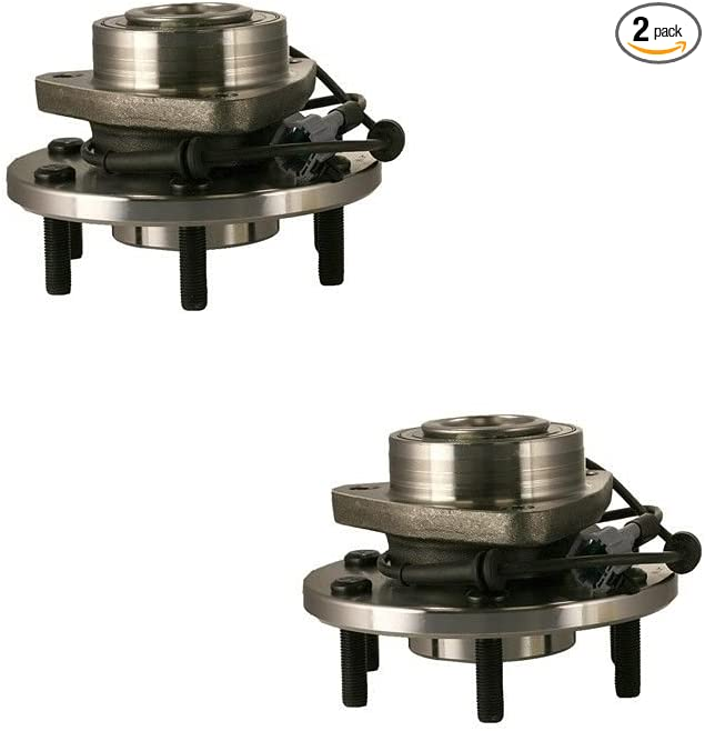 HU541004 x2 Brand New Rear Set Wheel Bearing Hub Assembly