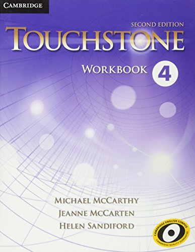 Touchstone: Workbook, Level 4
