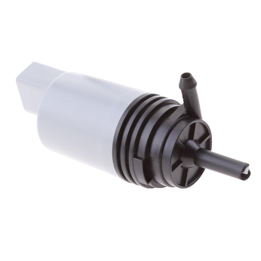 MagiDeal Bomba de Limpiaparabrisas de Coche Reemplazo para BMW E92 E91 E90 E88 E87 E82 E81 E66 E65 E64: Amazon.es: Coche y moto