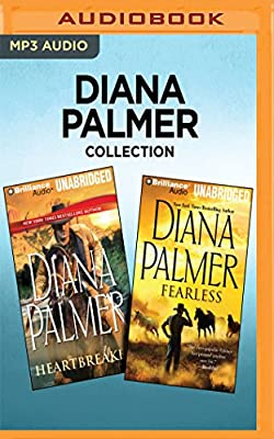 Diana Palmer Collection - Heartbreaker & Fearless: Diana ...