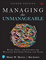Managing the Unmanageable, 2nd Edition Front Cover