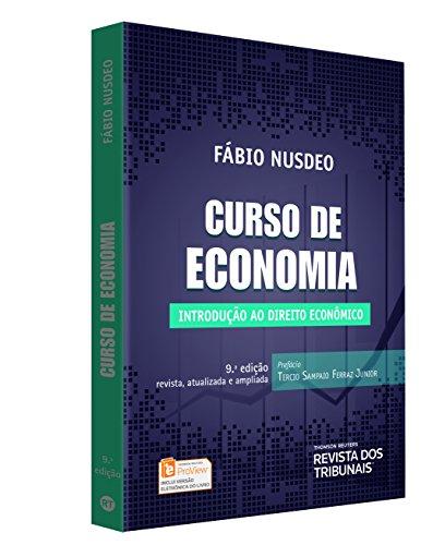 Curso de Economia. Introdução ao Direito Econômico
