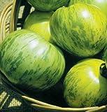 Organic Green Zebra Heirloom Tomato 50+ seeds