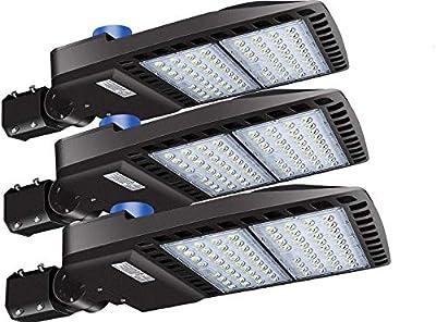 LED Parking Lot Light 3 Pack