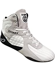 Otomix White Stingray Escape Bodybuilding Weightlifting MMA & Boxing Shoe