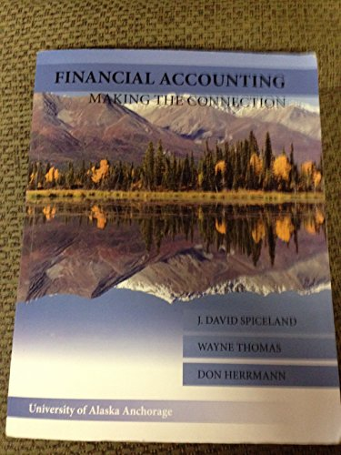 Financial Accounting 2nd Edition
