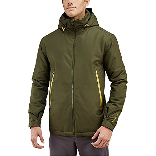 Merrell Men's Cascadia Insulated Jacket, Large, Deep Olive