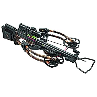 TenPoint Carbon Nitro RDX Crossbow Package with ACUdraw, One Size, Mossy Oak Country Camo