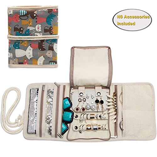 Teamoy Jewelry Organizer Case
