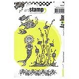 Carabelle Studio SA60303 A6 Stamp Zinouk de l'océan by Azoline