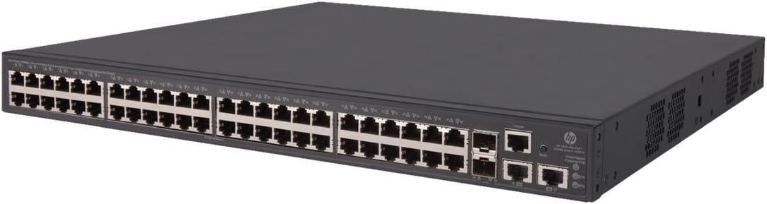 HP 1950-48G-2SFP+-2XGT-PoE+ Switch (JG963A#ABA)