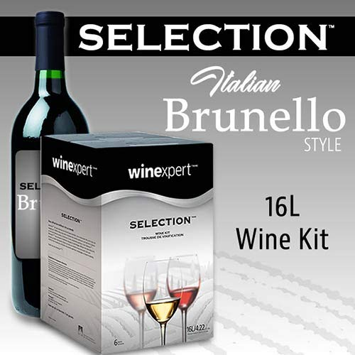 Brunello Italian Wine - Selection Premium Italian Brunello