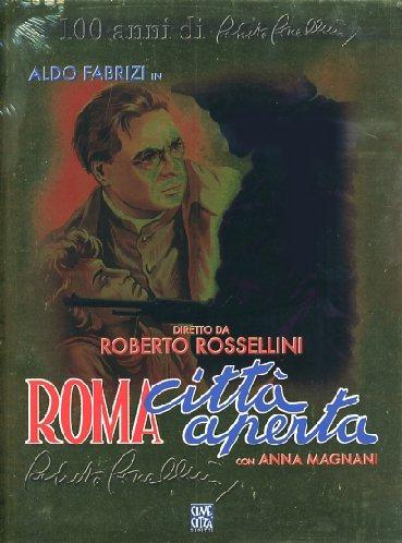 roma citta' aperta / Open City (Dvd) Italian Import