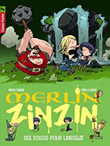 """Afficher """"Merlin zinzin n° 2 Des soucis pour Lancelot"""""""