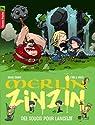 Merlin Zinzin, Tome 2 : Des soucis pour Lancelot par Cantin