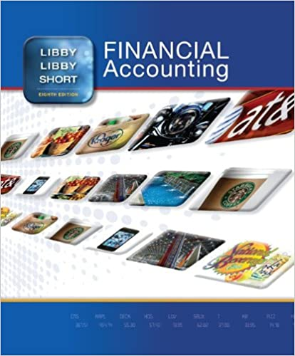 Loose leaf financial accounting with connect access card robert loose leaf financial accounting with connect access card 8th edition by robert libby fandeluxe Image collections