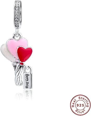 coeur rouge pandora