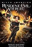 Resident Evil: Afterlife - Band of Survivors: Casting Afterlife