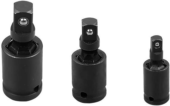 Tools & Workshop Equipment 3PCS Drive 360° Movable Joint..