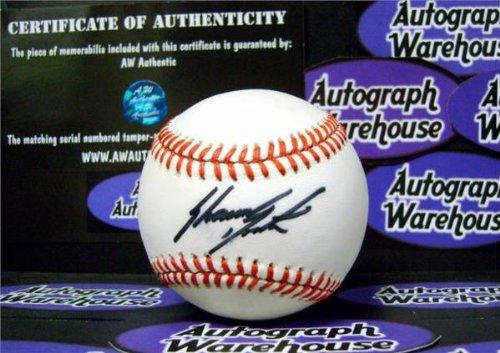Autograph 201519 Chicago Cubs Mets Giants Omlb Sharpie Shawon Dunston Autographed Baseball