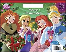 Merry Princesses Disney Princess Big Coloring Book
