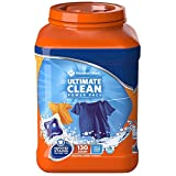 Member's Mark Ultimate Clean Laundry Detergent Power Pacs 130 loads