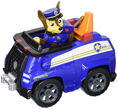 Spin Master Paw Patrol Vehicle SWAT Car with Chase 6022369-CHASE from Spin Master