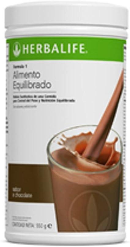 Fórmula 1 batido nutricional, sabor chocolate: Amazon.es: Belleza