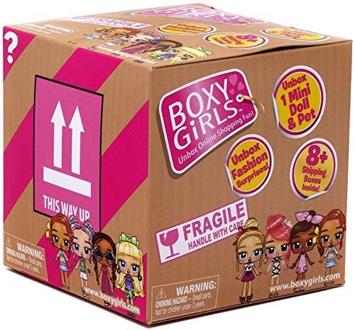 Boxy Girls Mini Crate