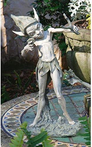 Design Toscano Sling Garden Pixies Statue