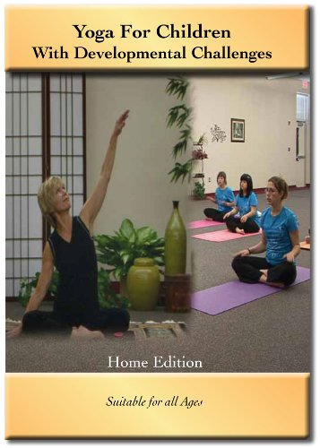 Yoga for Children with Developmental Challenges: HOME EDITION (Dvd) with Mary Flynn, Special Education Teacher, RYT. Designed for Children and Adults with Autism and other Special Needs. Develop and Increase Educational, Physical, Health, Sensory, Social and Emotional Skills. TEACHER EDITION (not just for teachers) ALSO AVAILABLE!