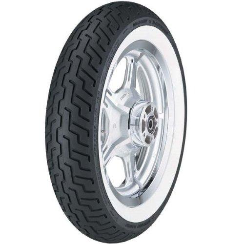 D402 Harley-Davidson Wide Whitewall Rear Tire MU85B-16