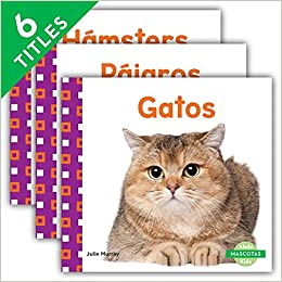 Mascotas (Family Pets) (English and Spanish Edition) (Spanish)
