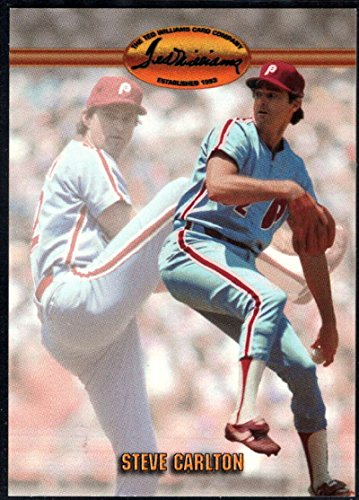 d Williams #72 Steve Carlton NM-MT Phillies ()