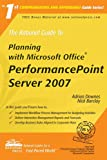 img - for The Rational Guide To Planning with Microsoft Office PerformancePoint Server 2007 (Rational Guides) book / textbook / text book