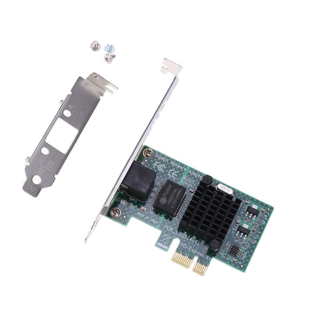 non-brand Tarjeta Ethernet Gigabit 10/100 / 1000Mbps PCI ...
