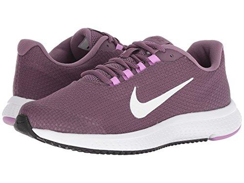 脅迫同行均等に[NIKE(ナイキ)] レディースランニングシューズ?スニーカー?靴 RunAllDay Violet Dust/Summit White/Purple Shade 7.5 (24.5cm) B - Medium