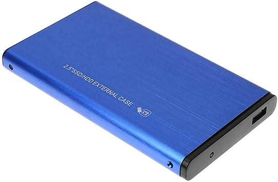 interslife - Disco Duro Externo portátil (500 GB, 1 TB, 2 TB, 2,5 ...