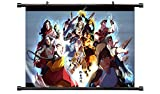 Avatar The Legend of Korra Wall Scroll Poster (32x18) Inches