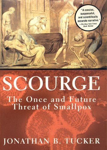 Scourge the Once and Future Threat of Smallpox (LIBRARY EDITION) by Blackstone Audio