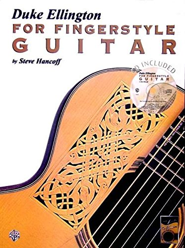 - Acoustic Masters: Duke Ellington for Fingerstyle Guitar, Book & CD (Acoustic Masters Series)